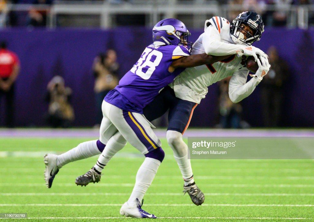 Chicago Bears v Minnesota Vikings : ニュース写真