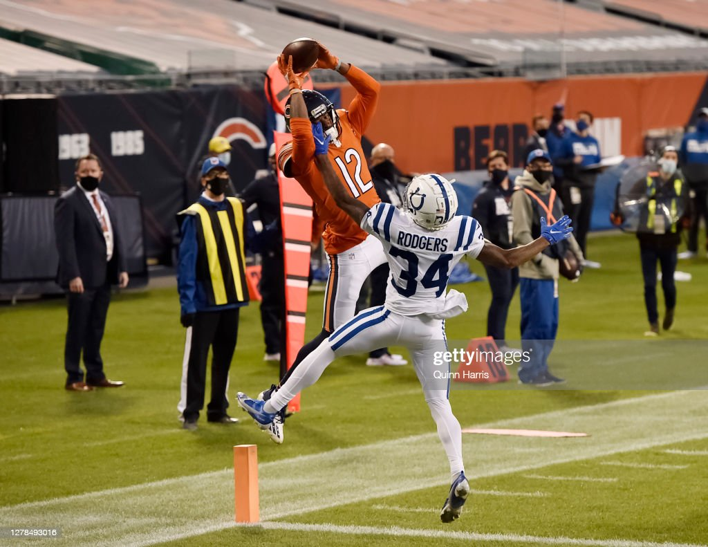 Indianapolis Colts v Chicago Bears : ニュース写真