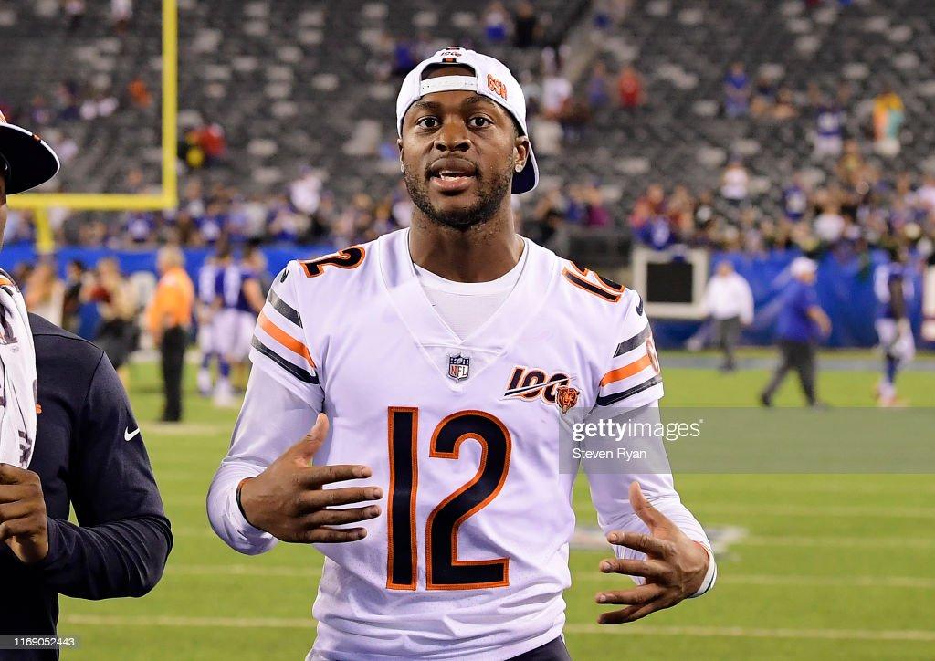 Chicago Bears v New York Giants : ニュース写真