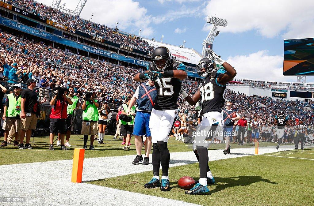 Cleveland Browns v Jacksonville Jaguars : News Photo