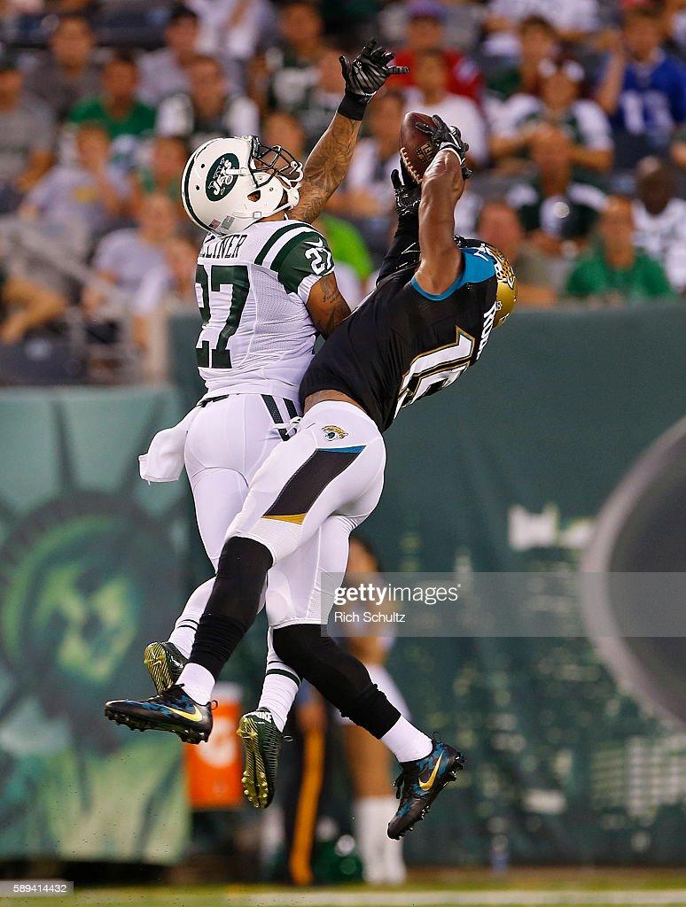 Jacksonville Jaguars v New York Jets : News Photo