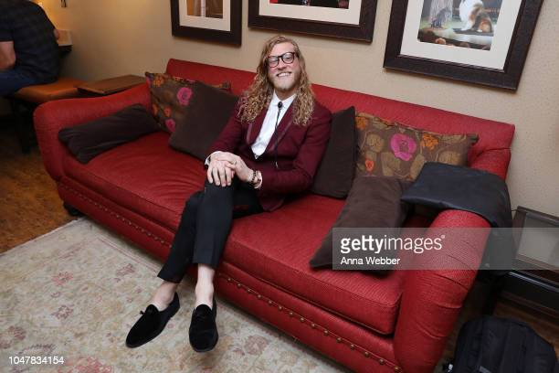 Allen Stone attends 'An Opry Salute to Ray Charles' at The Grand Ole Opry on October 8 2018 in Nashville Tennessee