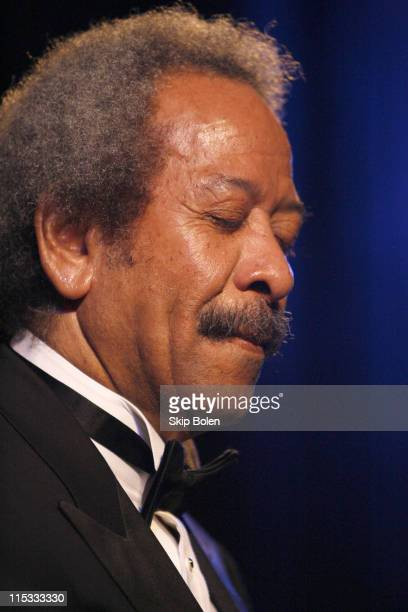 Allen Toussaint during Harrah's and Gambit Weekly present the 19th Annual Big Easy Music Awards in New Orleans April 24 2007 at The Sugar Mill in New...