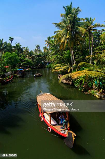 Alleppey Backwaters, the fancy term that is well known among the travelers to Kerala, is simply the endless canals interconnecting many small island...