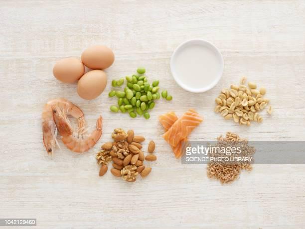 Allergenic foods