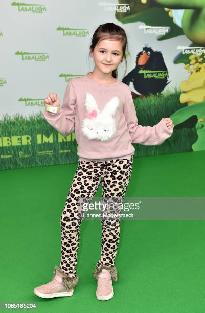 Alles Ava attends the premiere of 'Tabaluga Der Film' at Mathaeser Filmpalast on November 25 2018 in Munich Germany