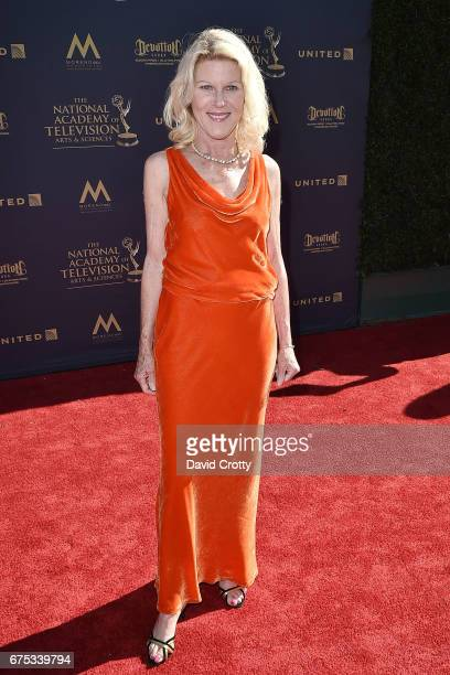 Alley Mills attends the 44th Annual Daytime Emmy Awards Arrivals at Pasadena Civic Auditorium on April 30 2017 in Pasadena California