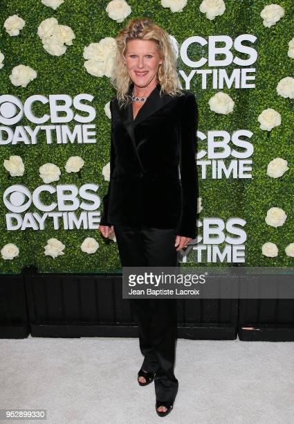 Alley Mills attends the CBS Daytime Emmy After Party on April 29 2018 in Pasadena California