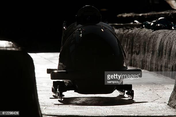 Allgemein 2 er Bob Männer two men bobsleigh Olympische Winterspiele in Vancouver 2010 Kanada olympic winter games Vancouver 2010 canada