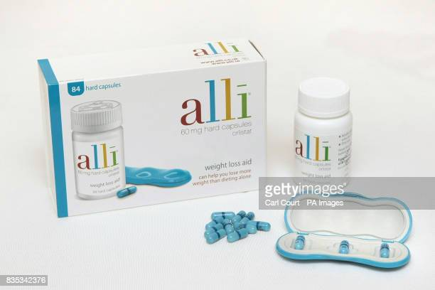 Alli capsules a new clinically proven overthecounter weight loss aid produced by GlaxoSmithKline goes on sale in pharmacies throughout the UK on...