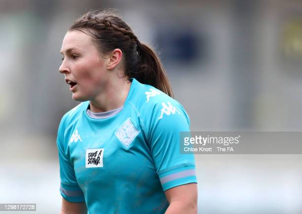 Alli Murphy of London City looks on during the Barclays FA Women's Championship match between London City Lionesses and Blackburn Ladies at Princes...