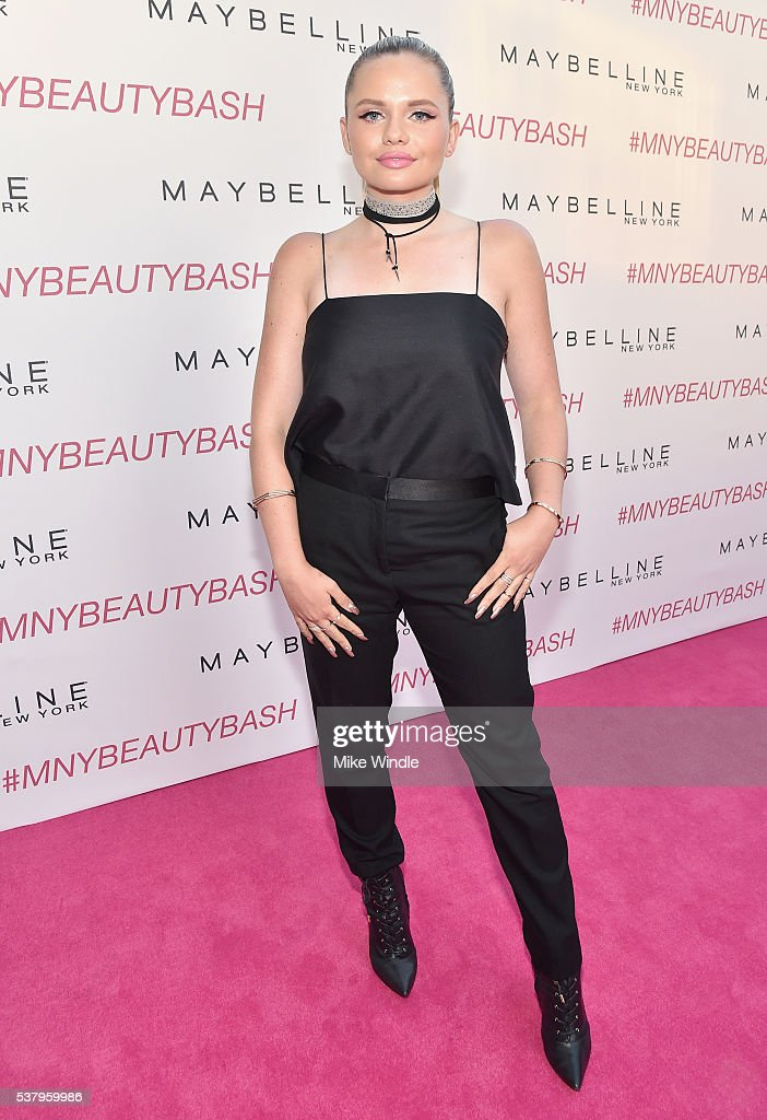 Maybelline New York Celebrates Their Latest Collection With An LA Beauty Bash Hosted By Gigi Hadid With Celebrity Makeup Artist Erin Parsons