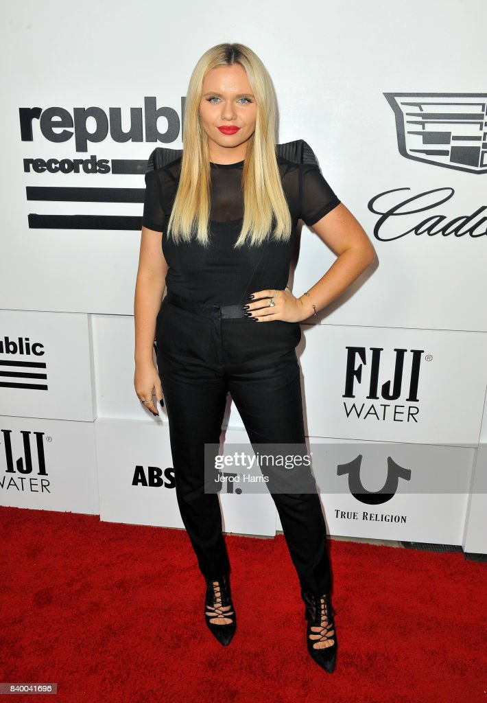 Republic Records And Cadillac Host VMA After-Party At Tao Restaurant - Red Carpet