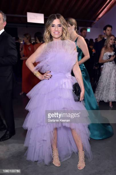 Alli Webb at the 2018 Baby2Baby Gala Presented by Paul Mitchell at 3LABS on November 10 2018 in Culver City California