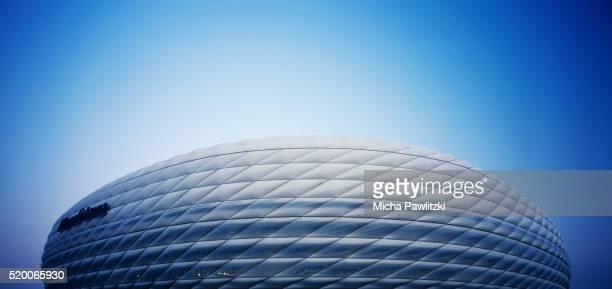 Allianz Arena, soccer stadium, Munich, Germany