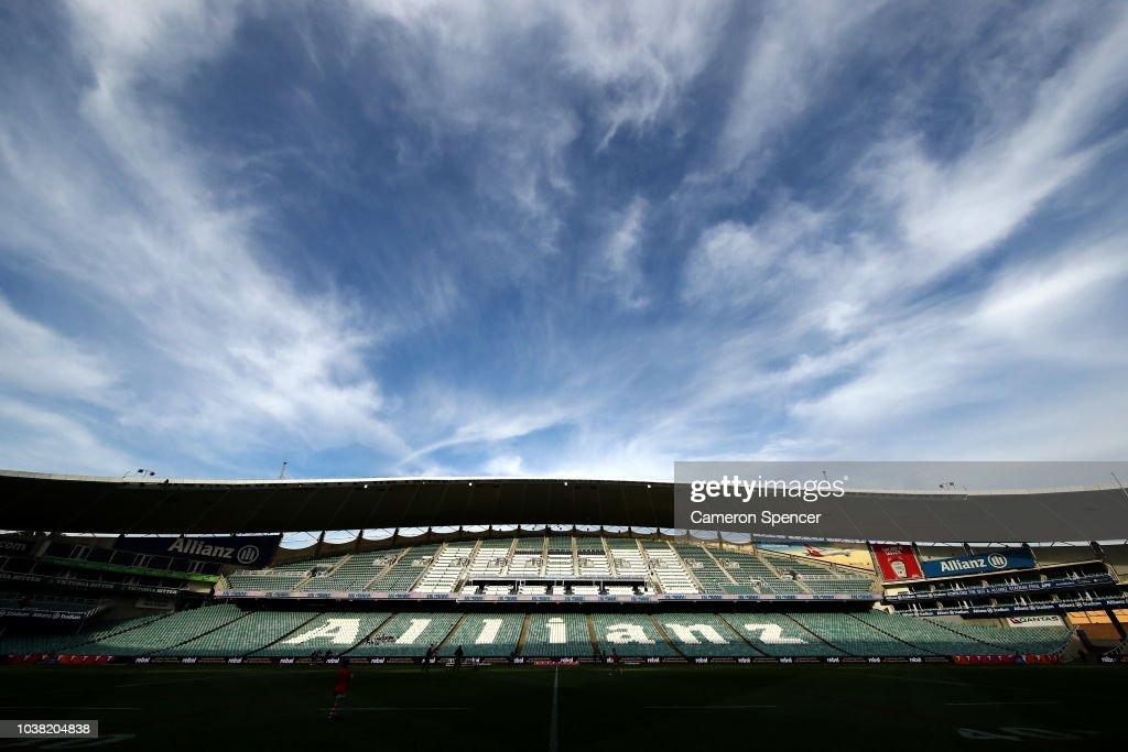 Allianz Stadium Hold Final NRL Game Ahead of Demolition