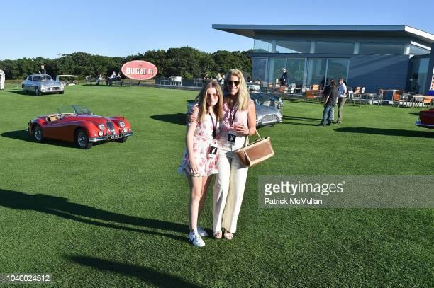 Allie Konjevod and Amanda Taylor attend The Bridge 2018 at The Bridge on September 15 2018 in Bridgehampton NY