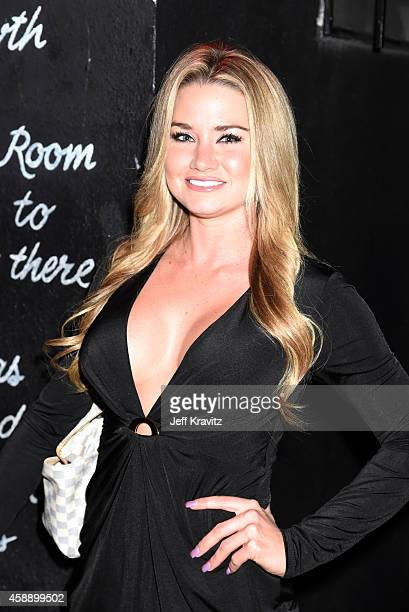 Allie Mason at The Comedy Store on November 12 2014 in West Hollywood California