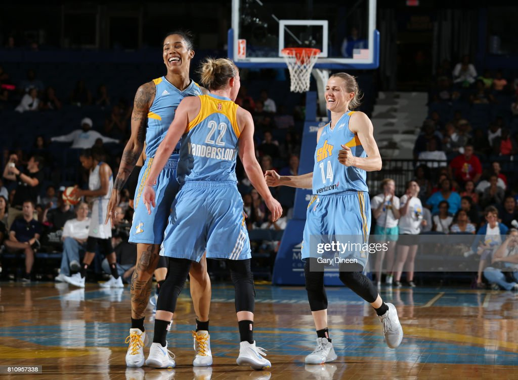 Minnesota Lynx v Chicago Sky