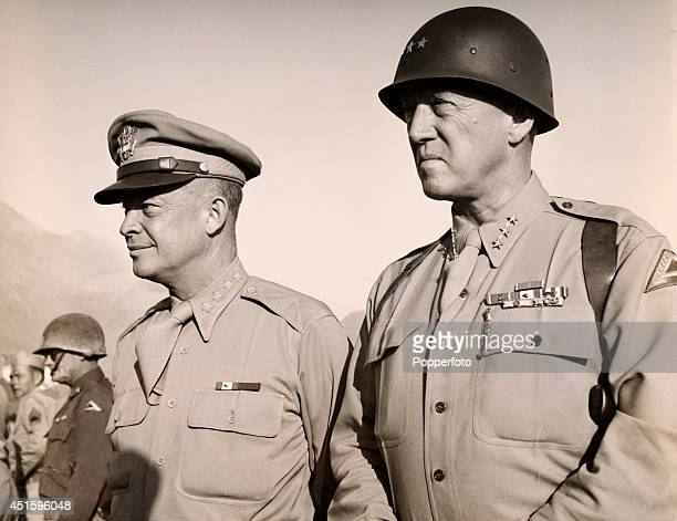 an overview of the contribution of george smith patton in the world wars George patton questions including what are the names of general george patton's jeep drivers in world war 2 and what was general george patton's weakness.