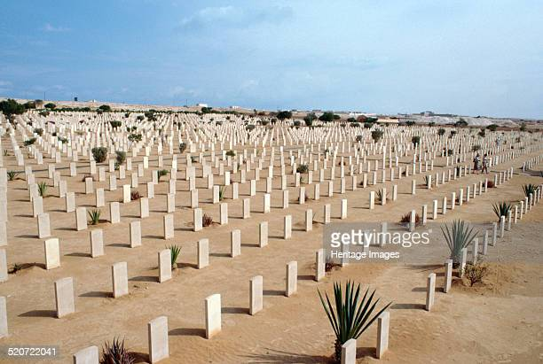 Allied War Cemetery El Alamein Egypt Fought in October and November 1942 the Battle of El Alamein saw the British and Commonwealth forces of the 8th...