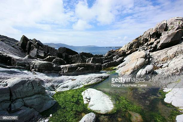 allihies, beara peninsula, county cork, ireland - county cork stock pictures, royalty-free photos & images