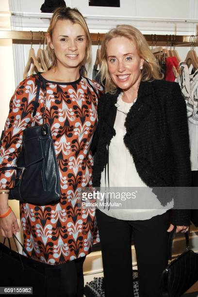 Allison Aston and Amy Hoadley attend 'EDIT Loves ASPCA' Shopping Benefit at Edit Townhouse on February 25 2009 in New York