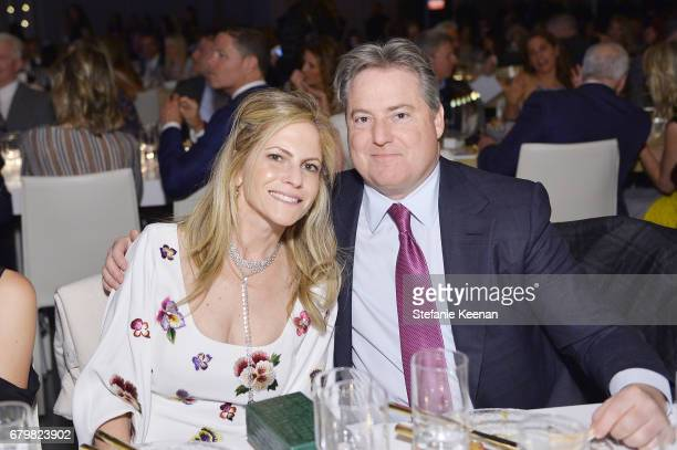 Allison Berg and Larry Berg attend UCLA Mattel Children's Hospital presents Kaleidoscope 5 on May 6 2017 in Culver City California