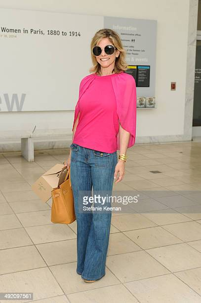 Allison Berg attends Hammer Museum KAMP 2014 on May 18 2014 in Los Angeles California