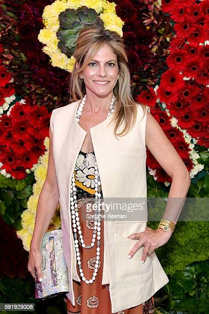 Allison Berg attends Just One Eye x Creatures of the Wind Collaboration Dinner at Just One Eye on August 18 2016 in Los Angeles California
