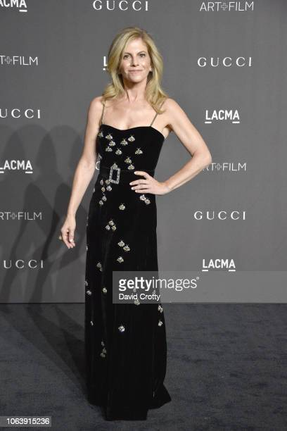 Allison Berg attends LACMA Art Film Gala 2018 at Los Angeles County Museum of Art on November 3 2018 in Los Angeles CA