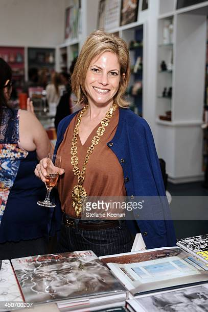 Allison Berg attends LACMA's Director's Circle And NETAPORTERCOM Celebrate The Fall 2013 Collection For Wear LACMA at LACMA on November 19 2013 in...