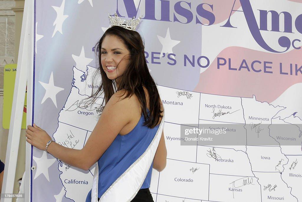 Allison Cook- Miss Oregon 2013   Pageant Girls in Jovani