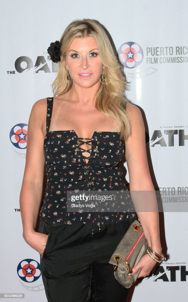 """The Oath"" San Juan Screening : News Photo"