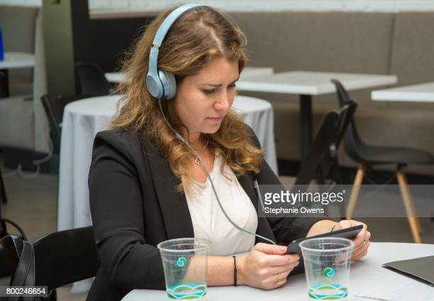 Allison Friedman attends Fast Track Session during the 2017 Los Angeles Film Festival on June 21 2017 in Culver City California