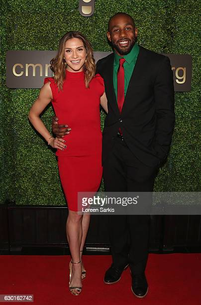 Allison Holker and Stephen Twitch Boss host the Dance For Kids Holiday Party presented by Children's Miracle Network Hospitals at Avalon Hollywood on...