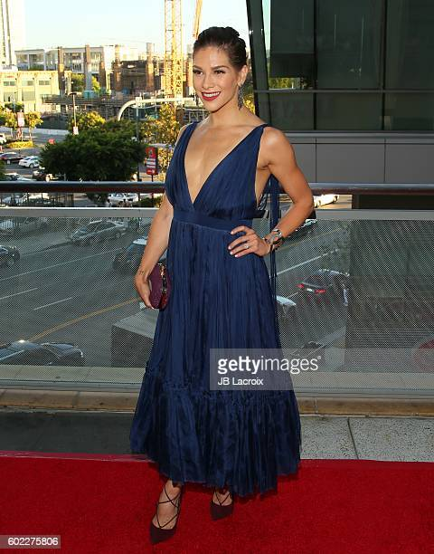 Allison Holker attends the 6th Annual Celebration of Dance Gala presented by The Dizzy Feet Foundation on September 10 2016 in Los Angeles California