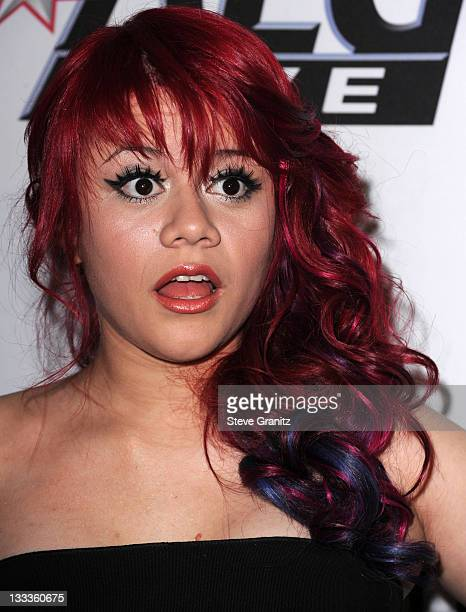 Allison Iraheta attends the 2010 PreGrammy Gala Salute To Industry Icons at Beverly Hills Hilton on January 30 2010 in Beverly Hills California