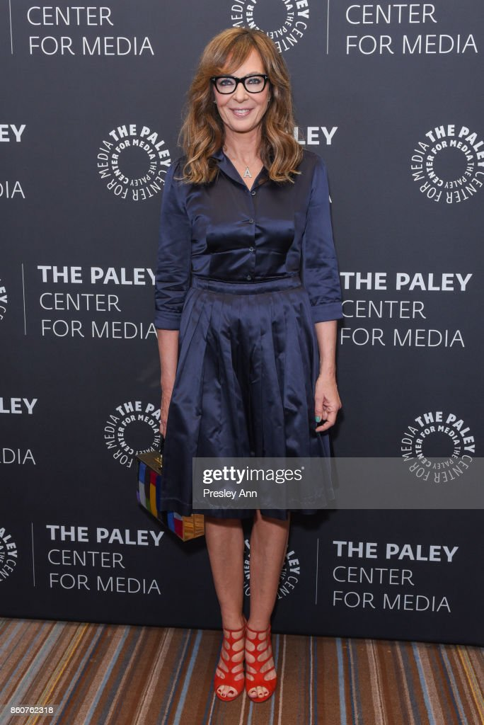 Allison Janney attends Paley Honors in Hollywood: A Gala Celebrating Women in Television at Regent Beverly Wilshire Hotel on October 12, 2017 in Beverly Hills, California.