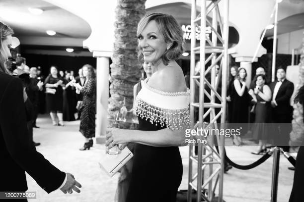 Allison Janney attends the 26th Annual Screen Actors Guild Awards at The Shrine Auditorium on January 19 2020 in Los Angeles California