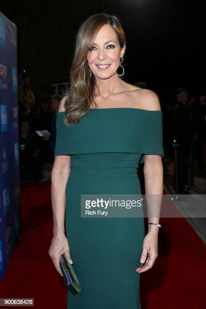Allison Janney attends the 29th Annual Palm Springs International Film Festival Awards Gala at Palm Springs Convention Center on January 2 2018 in...