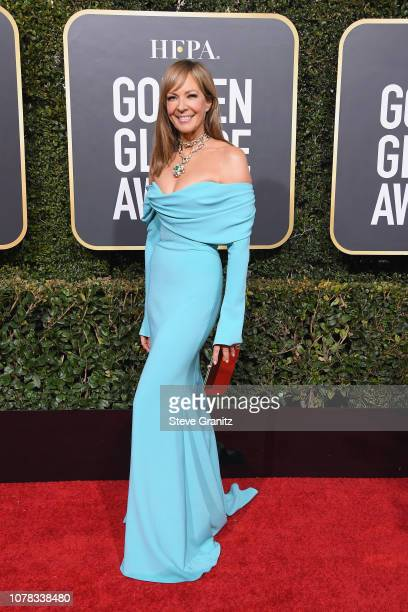 Allison Janney attends the 76th Annual Golden Globe Awards at The Beverly Hilton Hotel on January 6 2019 in Beverly Hills California