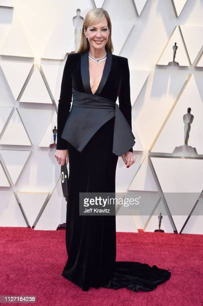 Allison Janney attends the 91st Annual Academy Awards at Hollywood and Highland on February 24 2019 in Hollywood California