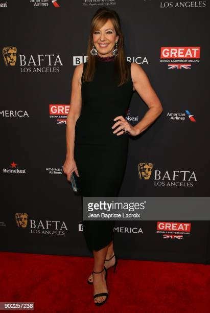 Allison Janney attends The BAFTA Los Angeles Tea Party at Four Seasons Hotel Los Angeles at Beverly Hills on January 6 2018 in Los Angeles California