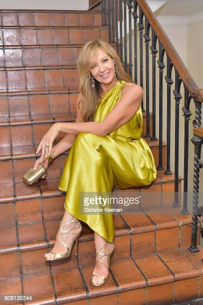Allison Janney attends the Cadillac Oscar Week Celebration at Chateau Marmont on March 1 2018 in Los Angeles California