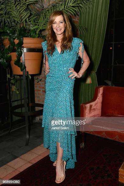 Allison Janney attends the Gersh Upfronts Party 2018 at The Bowery Hotel on May 15 2018 in New York City