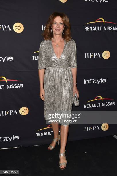 Allison Janney attends the HFPA InStyle annual celebration of 2017 Toronto International Film Festival at Windsor Arms Hotel on September 9 2017 in...