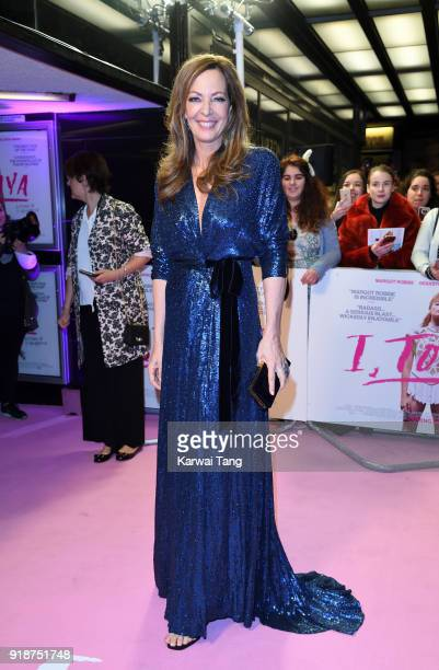 Allison Janney attends the 'I Tonya' UK premiere held at The Curzon Mayfair on February 15 2018 in London England
