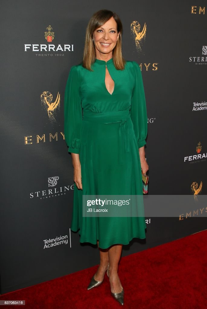 Allison Janney attends the Television Academy's Performers Peer Group Celebration on August 22, 2017 in Los Angeles, California.