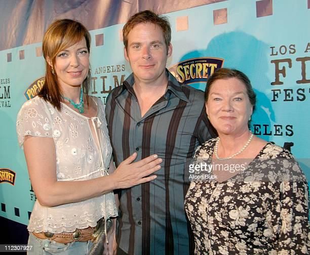 Allison Janney Cameron Watson wirter/director and Mary Badham